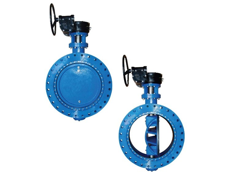 Reliant VF-504LD Removable Seat AWWA Butterfly Valve