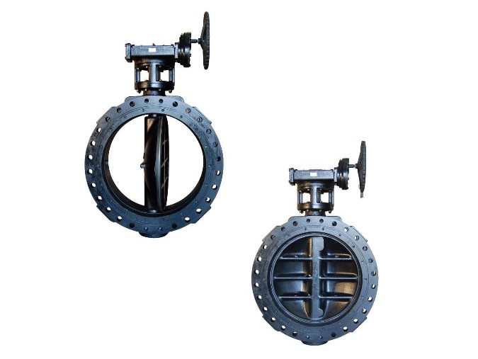 Model VF-264 Double Eccentric AWWA Butterfly Valve