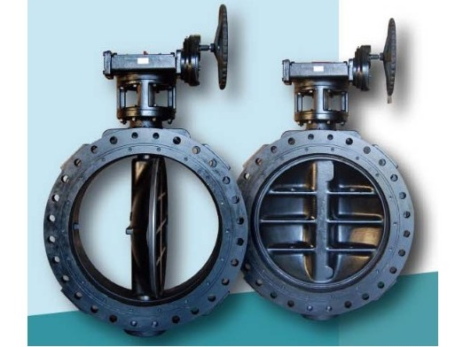 Model VF-264 Removable Seat Flanged Butterfly Valve