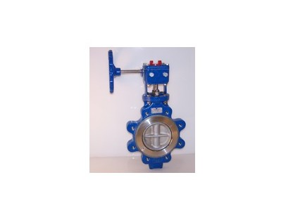 High Performance Manual Butterfly Valve