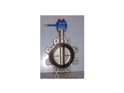 Resilient Seated Stainless Steel Butterfly Valve