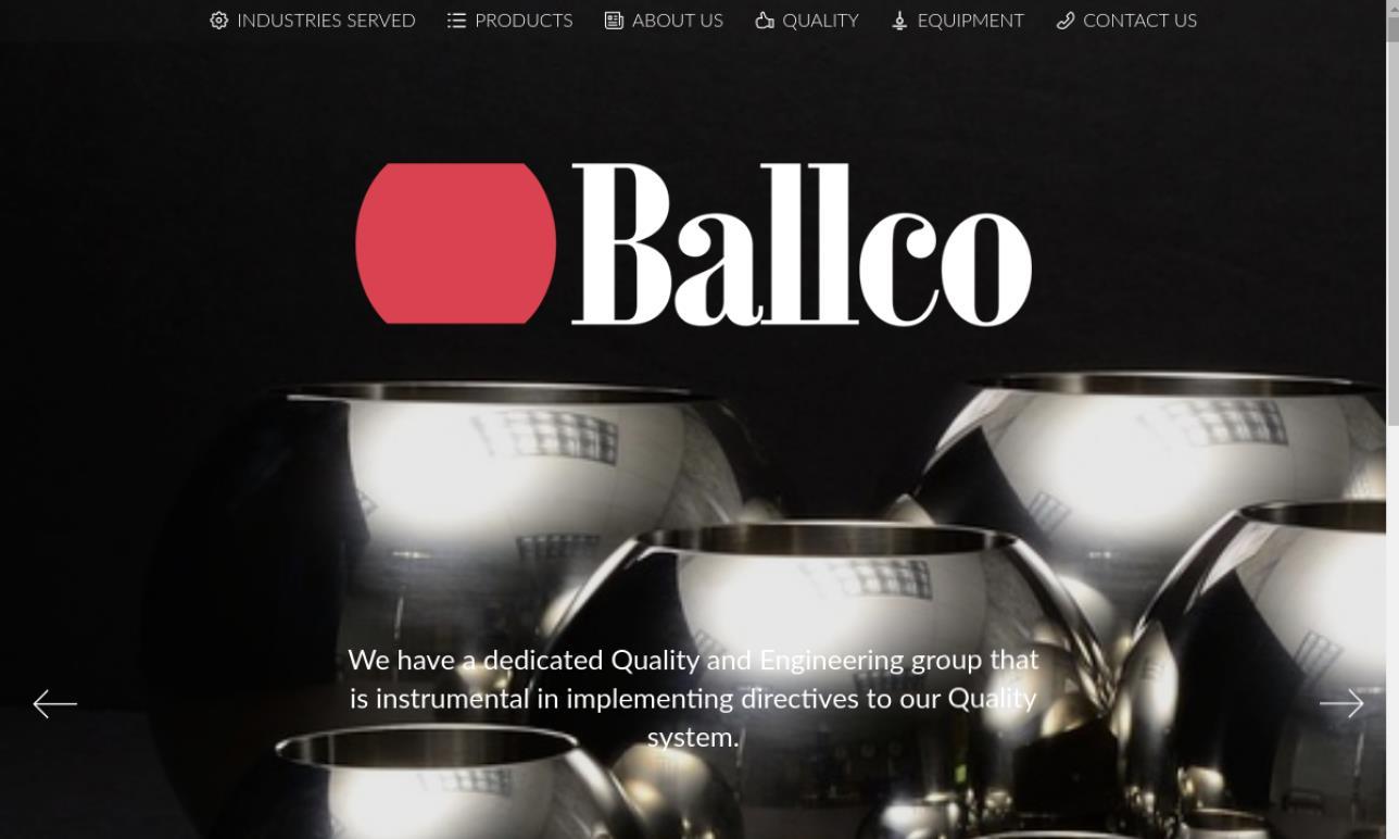 Ballco Manufacturing, Inc.