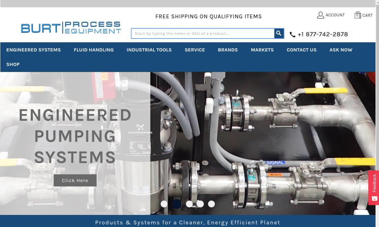 Burt Process Equipment, Inc.