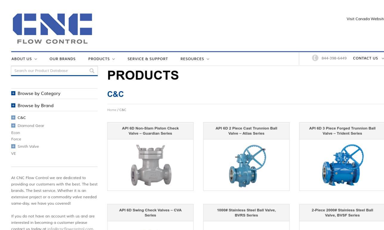 C & C Industries, LLC