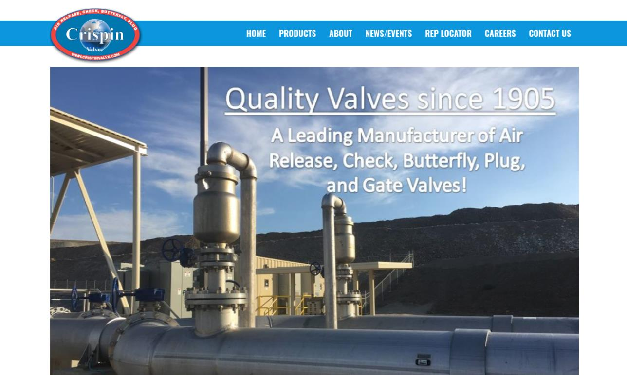 Crispin Valve Multiplex Manufacturing Co.