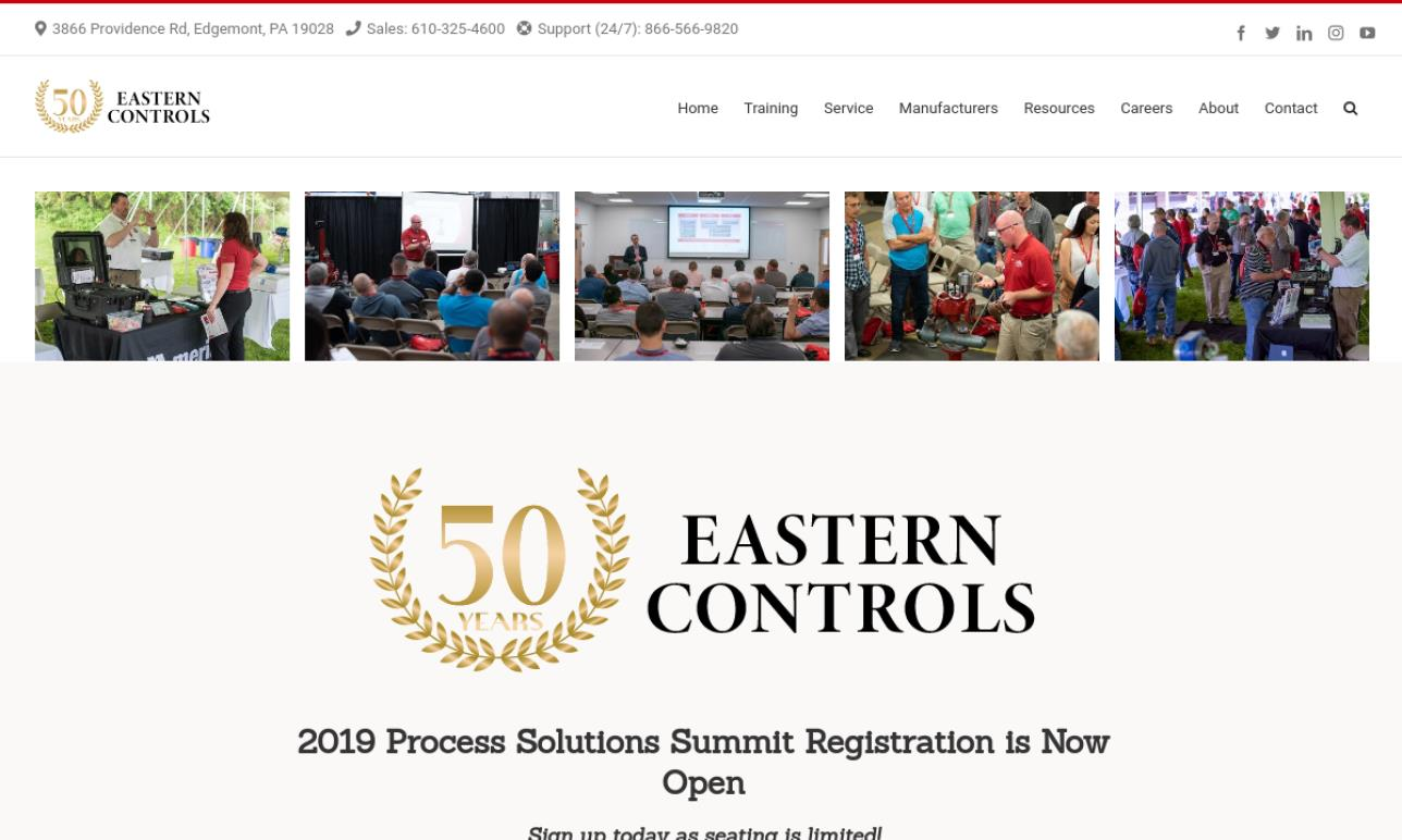 Eastern Controls, Inc.