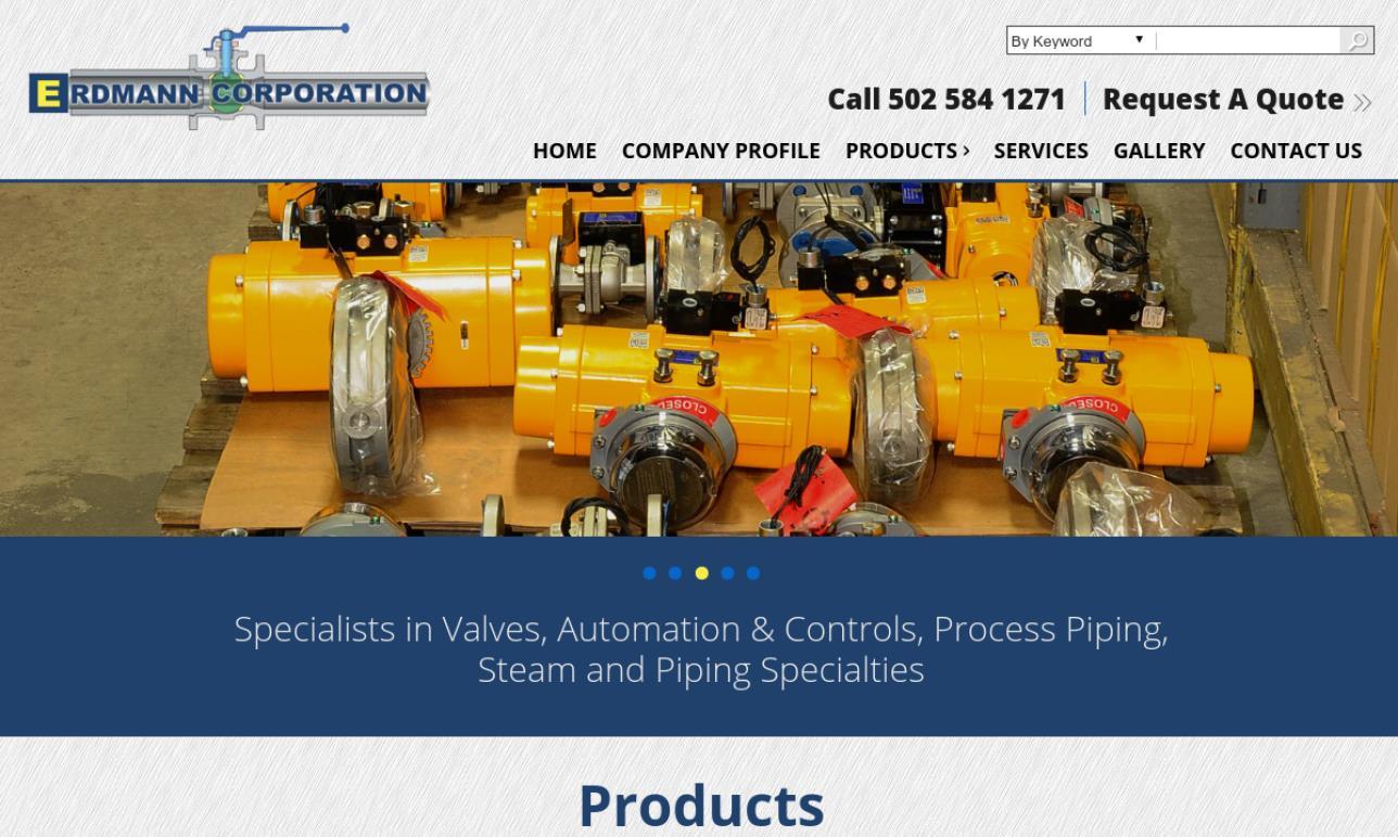 Erdmann Corporation