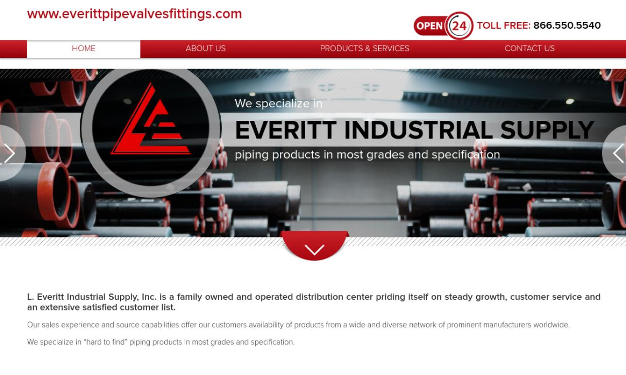Everitt Industrial Supply, Inc.