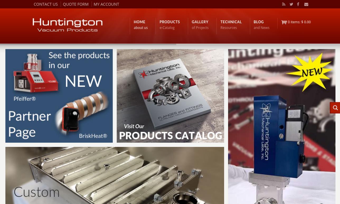 Huntington Mechanical Laboratories, Inc.
