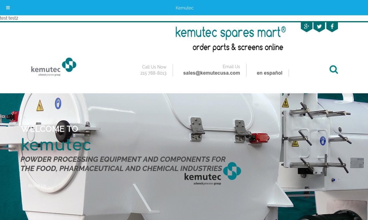 Kemutec Group Inc.