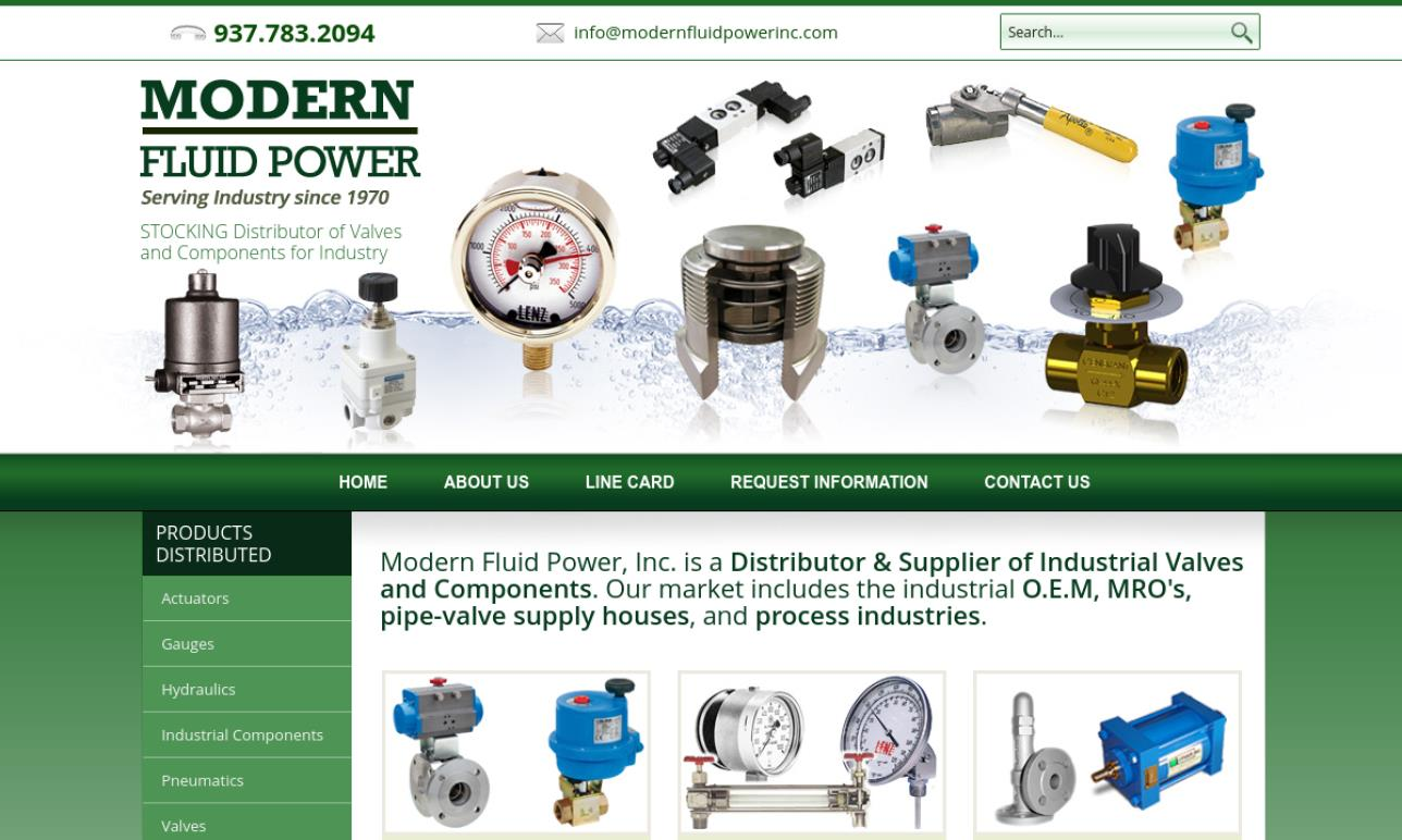 Modern Fluid Power, Inc.