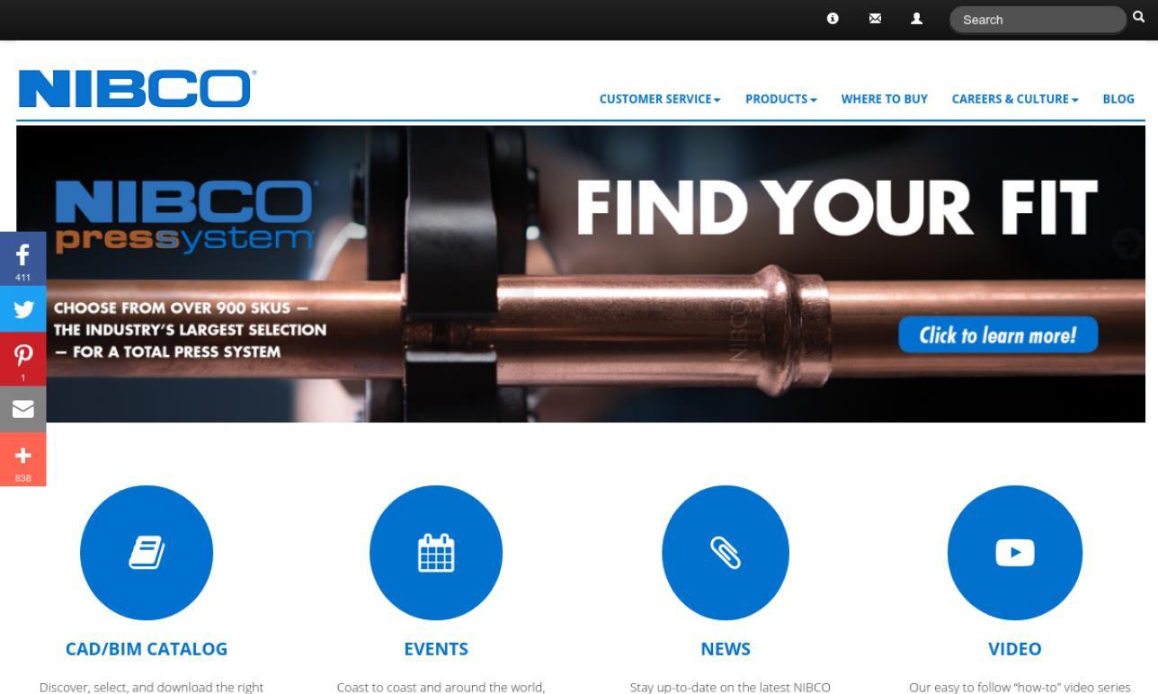 NIBCO®, Inc.