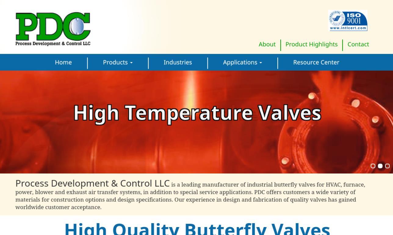 Process Development & Control, Inc.