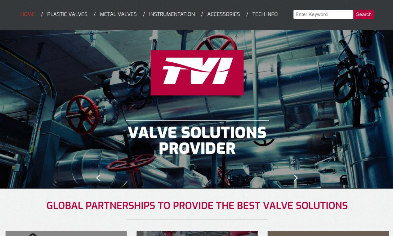 Thermoplastic Valves, Inc.