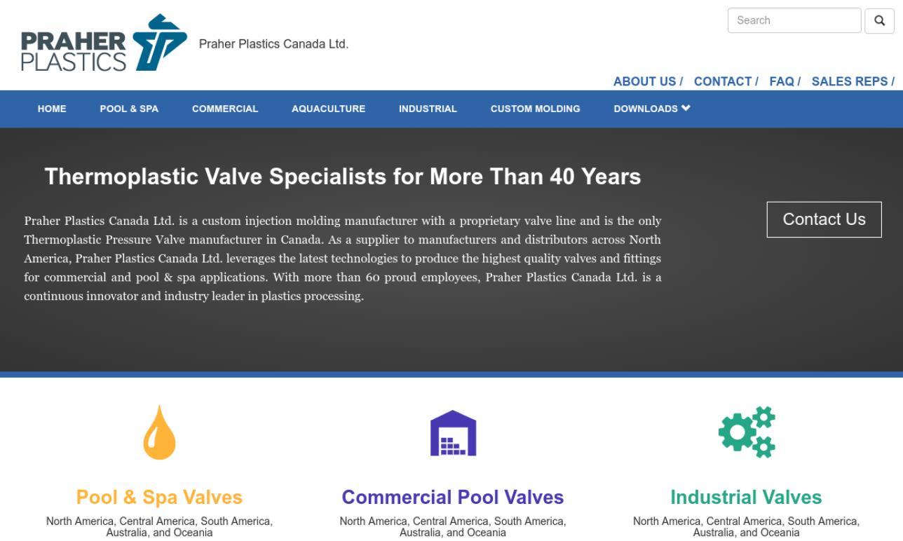 Praher Canada Products Ltd.