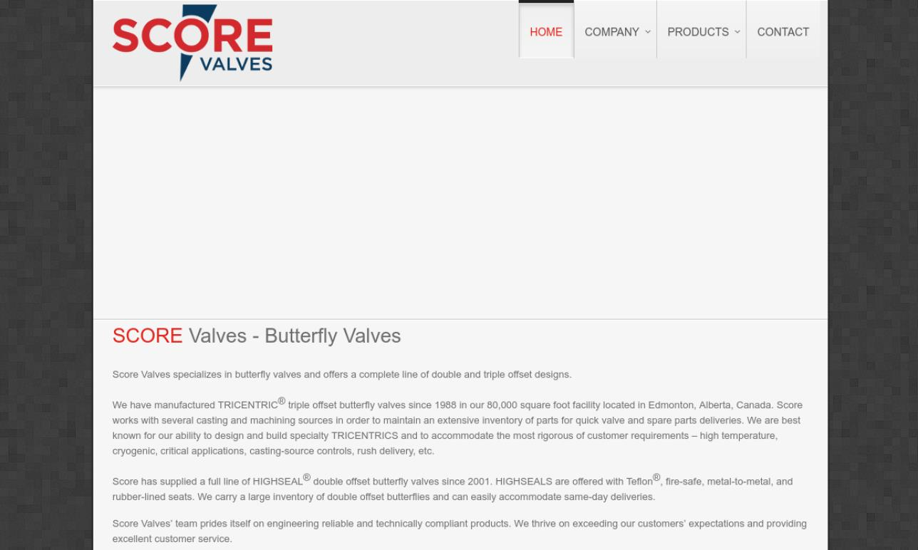 Score Valves