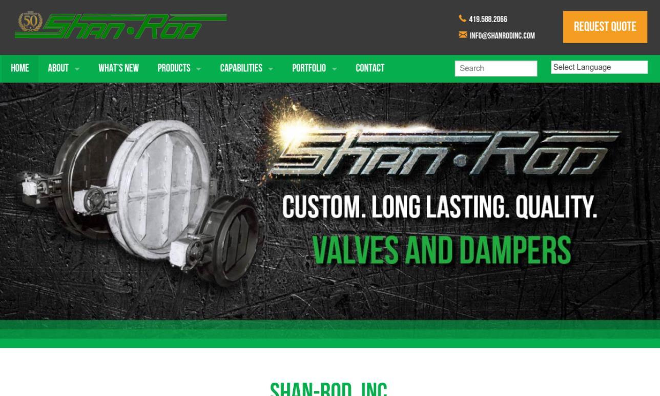 Shan-Rod, Inc.