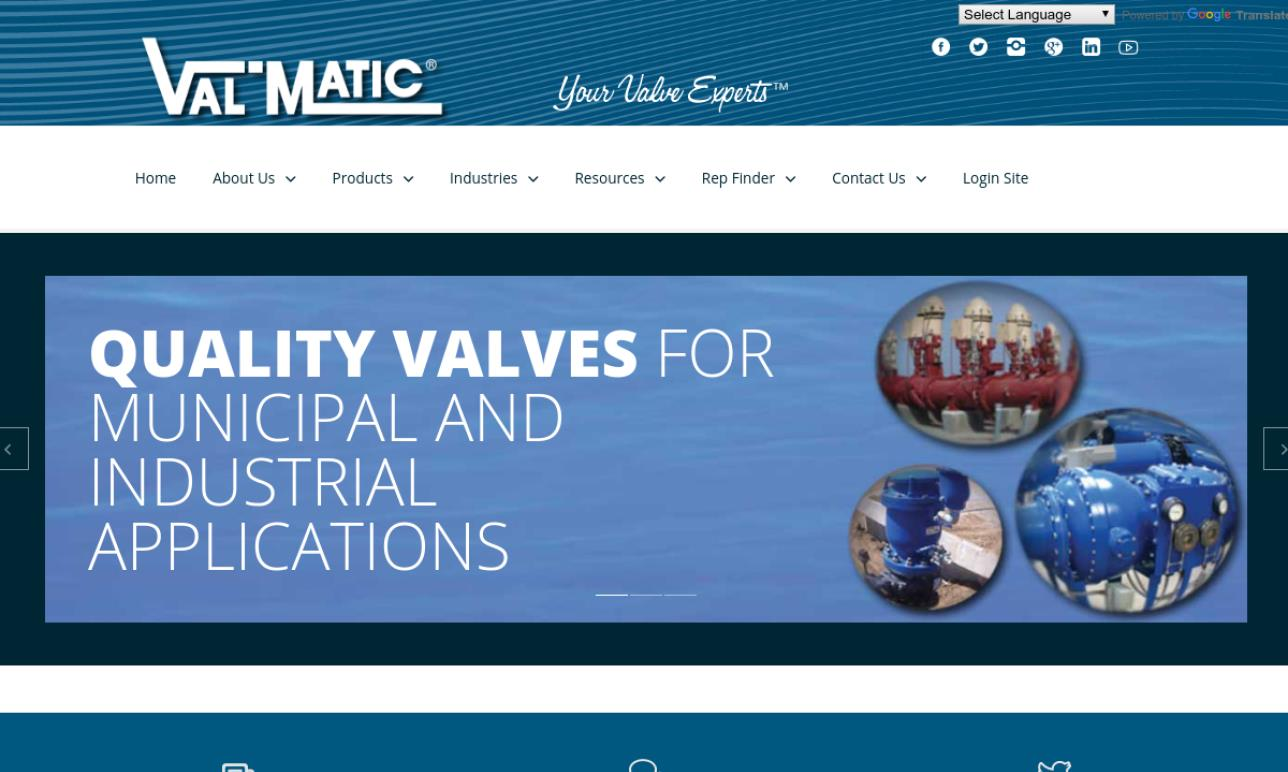Val-Matic Valve & Manufacturing Corp.