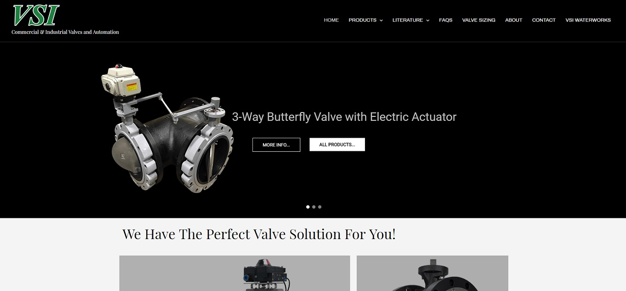 Valve Solutions, Inc.