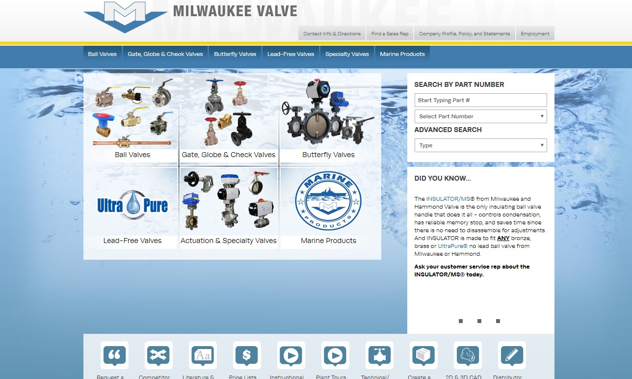 Milwaukee Valve Company